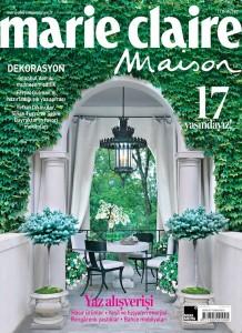 Marie Claire Maison - Haziran 2014